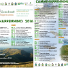 Calendario escursioni estive in Appennino